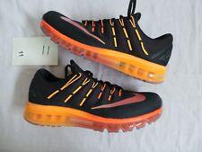 811555ebc1a item 3 Nike Air Max 2016 black orange crimson red size 11 NDS Vapor VaporMax  Flywire -Nike Air Max 2016 black orange crimson red size 11 NDS Vapor  VaporMax ...