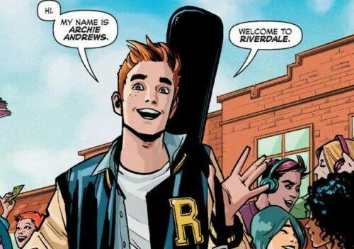 Archie RIVERDALE comics collection  Digital Comics cbr RARE