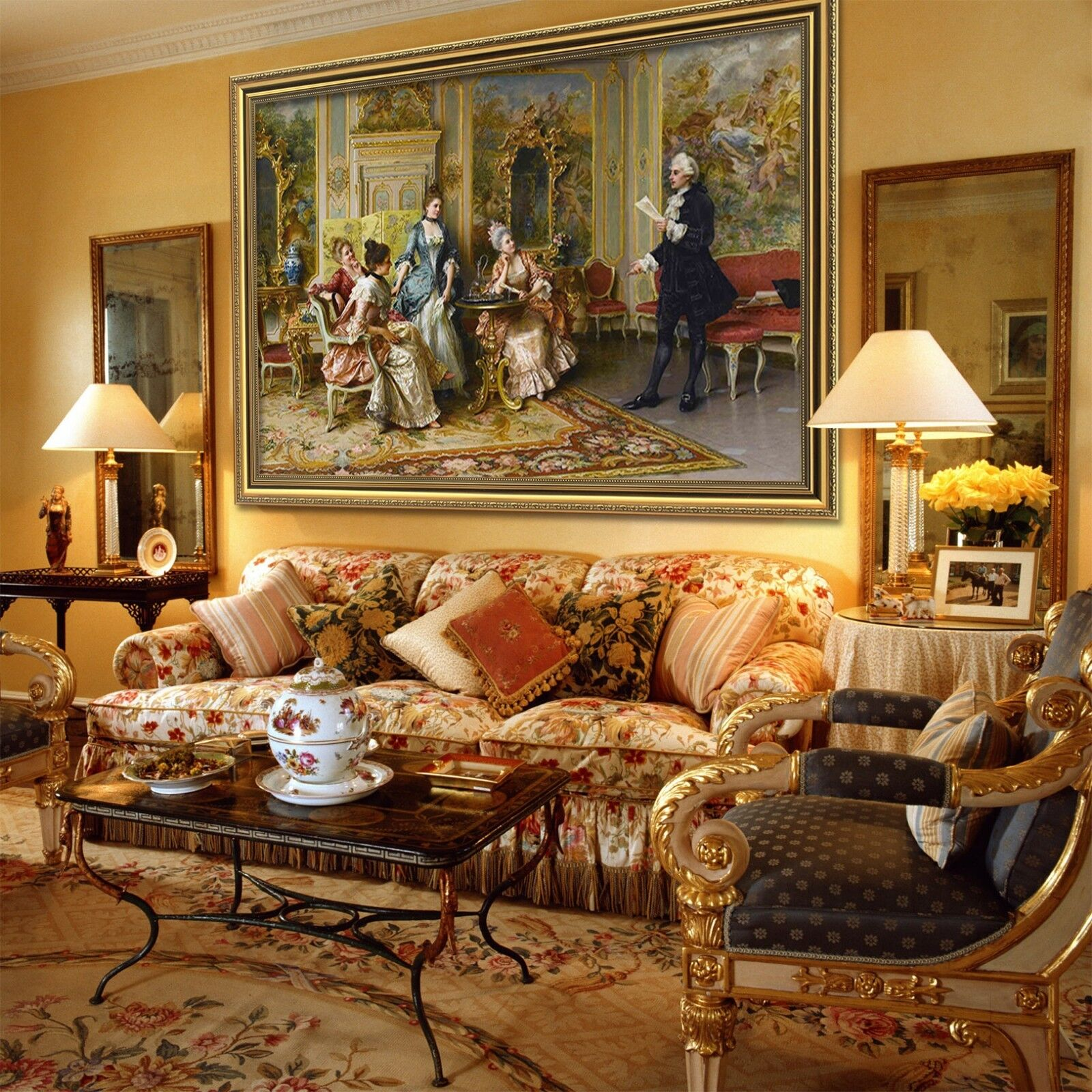 3D Aristocratic Woma 60 Framed Poster Home Decor Print Painting Art AJ WALLPAPER