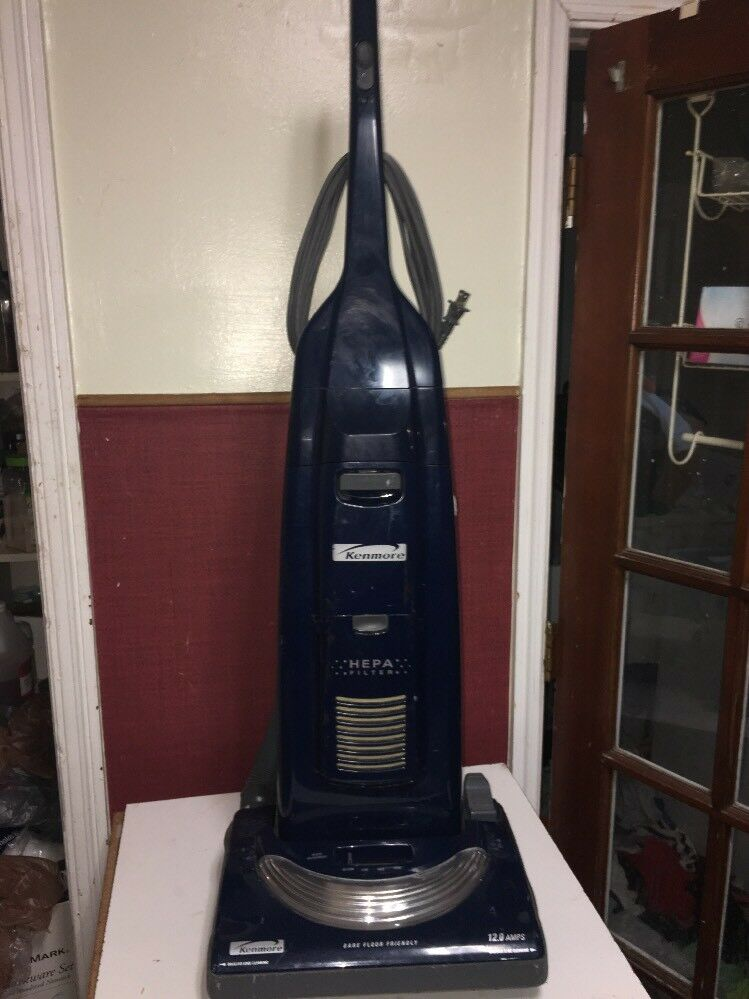 Kenmore 116  32212200 Hepa Filter Upright Vacuum Cleaner Bare Floor Friendly