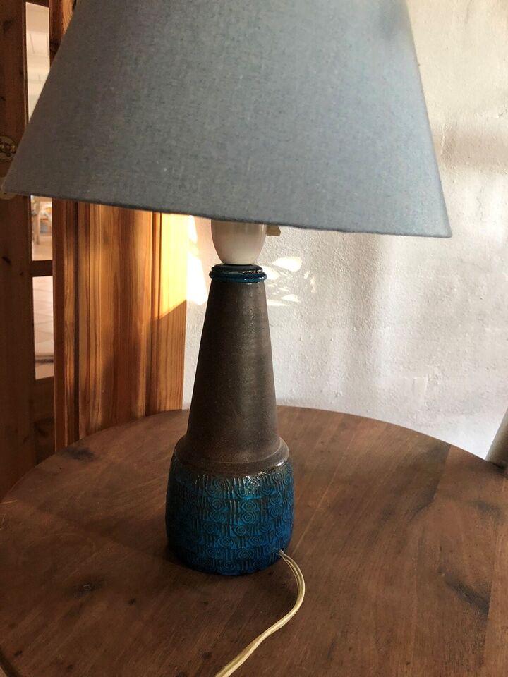 Lampe, Kähler med skærm