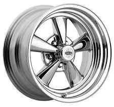 Cragar 61C573440 61C S/S Direct Drill Chrome Wheel Size: 15'' x 7''  single