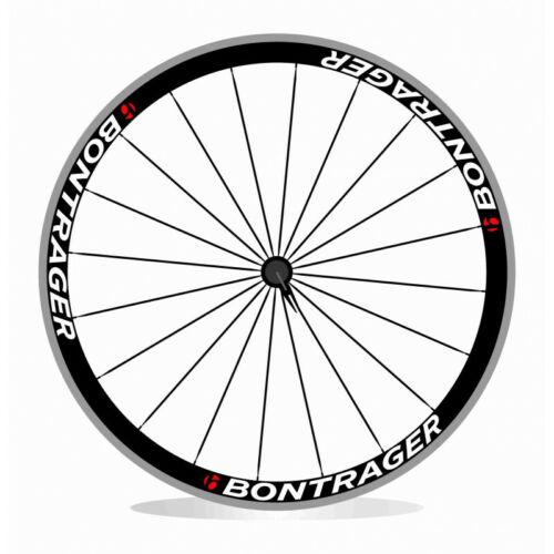 Stickers Bontrager circles bike Customizable