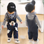 26-style-Kids-Baby-Boys-Girls-Overalls-Denim-Pants-Cartoon-Jeans-Casual-Jumpers thumbnail 63