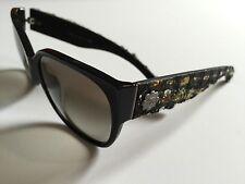 1d9ab297d1 CHANEL CH 5237 1404 3M TWEED Signature CC logo Gradient Black Sunglasses -  Lily