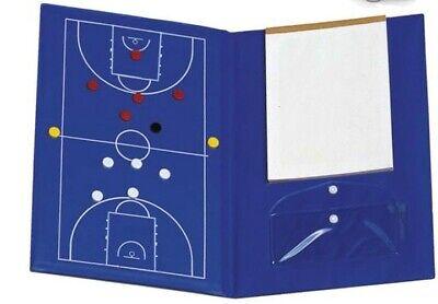 Schiavi Sport Lavagna Basket Magnetica A Libro Lavagnetta Tattica Pedine Incluse Ampia Selezione;