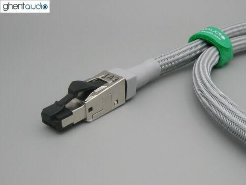 JSSG360 ET11 Belden 1303E CAT6A Metz Connet Ethernet RJ45 8P8C Network Cable