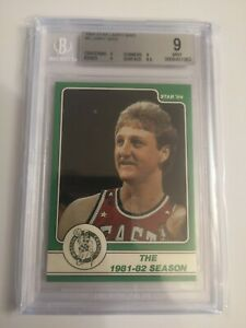 1984-Star-Larry-Bird-BGS-Graded-9-Mint-Celtics