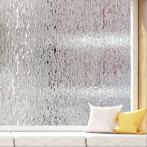 Self-adhesive Electrostatic Film Sticker Static Cling Cover Frosted Window Film