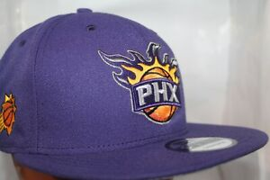 best service 4e822 c9bea Image is loading Phoenix-Suns-New-Era-NBA-Basic-Link-9Fifty-