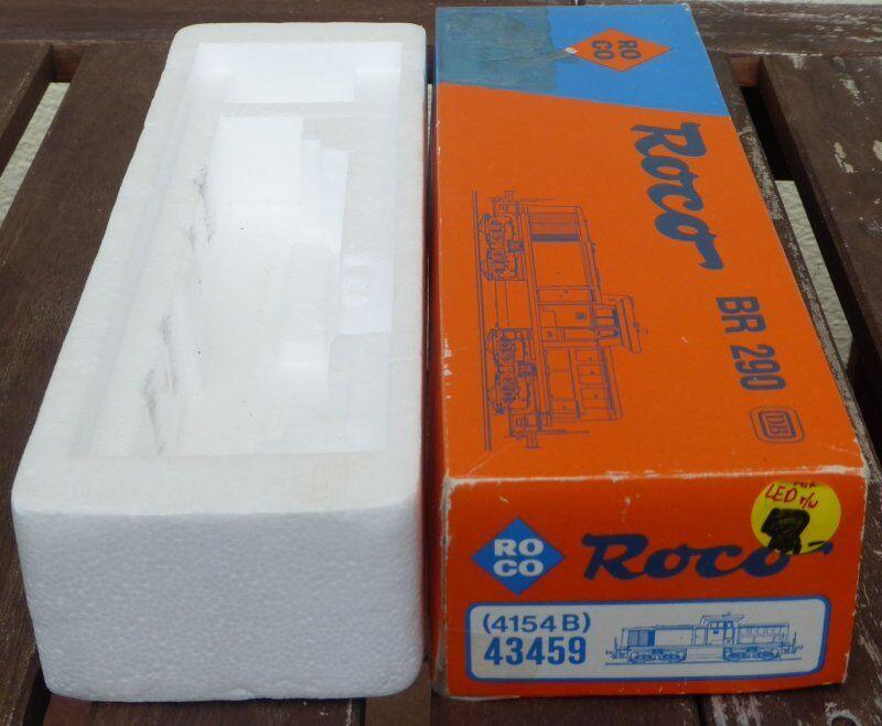 Roco 43459 Imballaggi vuoti,Box,Confezione locomotiva diesel BR 290/291/294/295/