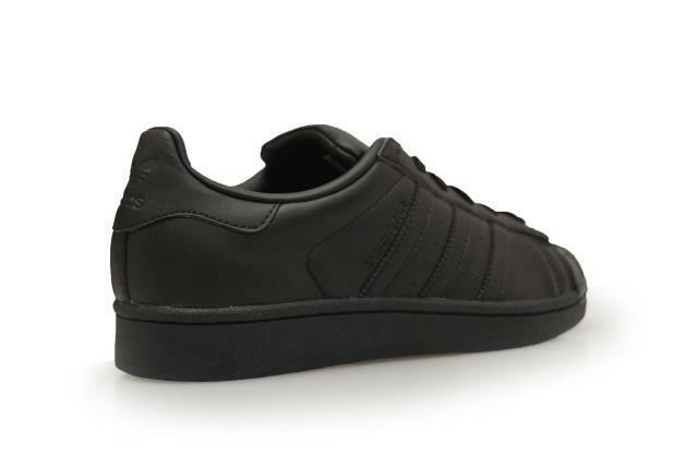 watch 58688 246e8 ... Womens Adidas Superstar Glossy Toe W - BB0684 - - - Black Trainers  7be85c
