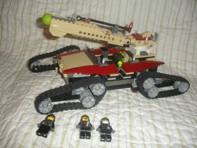 Lego Lego Lego Dino Ataque De Hierro 7476 Predator Vs T Rex dinosour Completo Rara Vintage 1c9fc4
