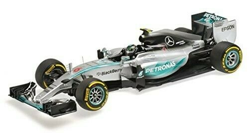 Minichamps Mercedes AMG Petronas F1 Team W06 1 18 110150306