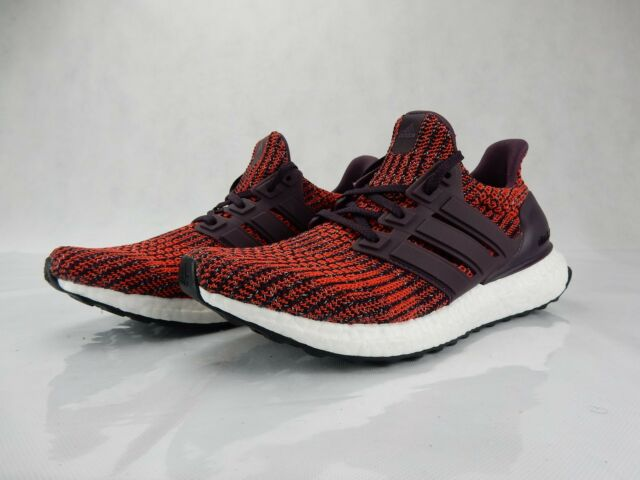 49307a52f2910 Adidas Ultra Boost 4.0 Deep Burgundy White Energy CP9248 Men s Size 7.5 New  NIB