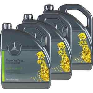 PKW-Synthetic-Original-Motoroel-Mercedes-Benz-5W-30-MB-229-51-15-Liter