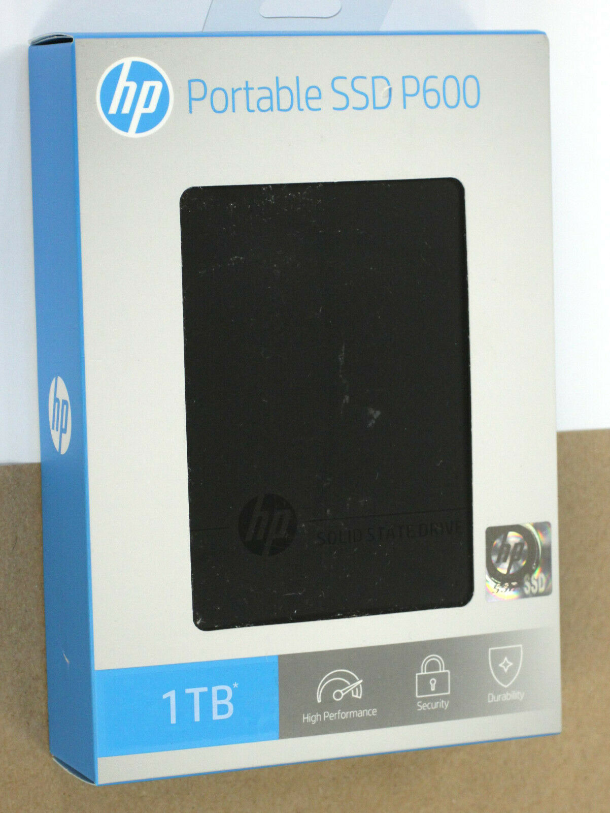 HP 1TB Portable SSD P600 USB 3.1 External Solid State Drive. Buy it now for 94.95