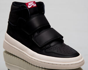 Air Jordan 1 Retro High Double Strap Black Gym Red Lifestyle Shoes ... 5093029ee