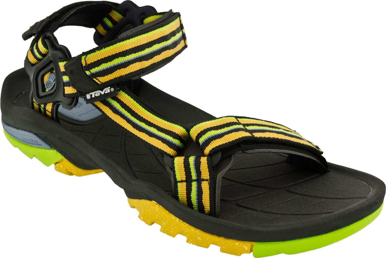 Rare TEVA Mens Sandals TERRA FI 3 4134 Canyon Flintstone Talla 10