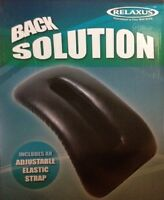 Back Solution Back & Body Stretching Device Relieve Pain And Improve Posture