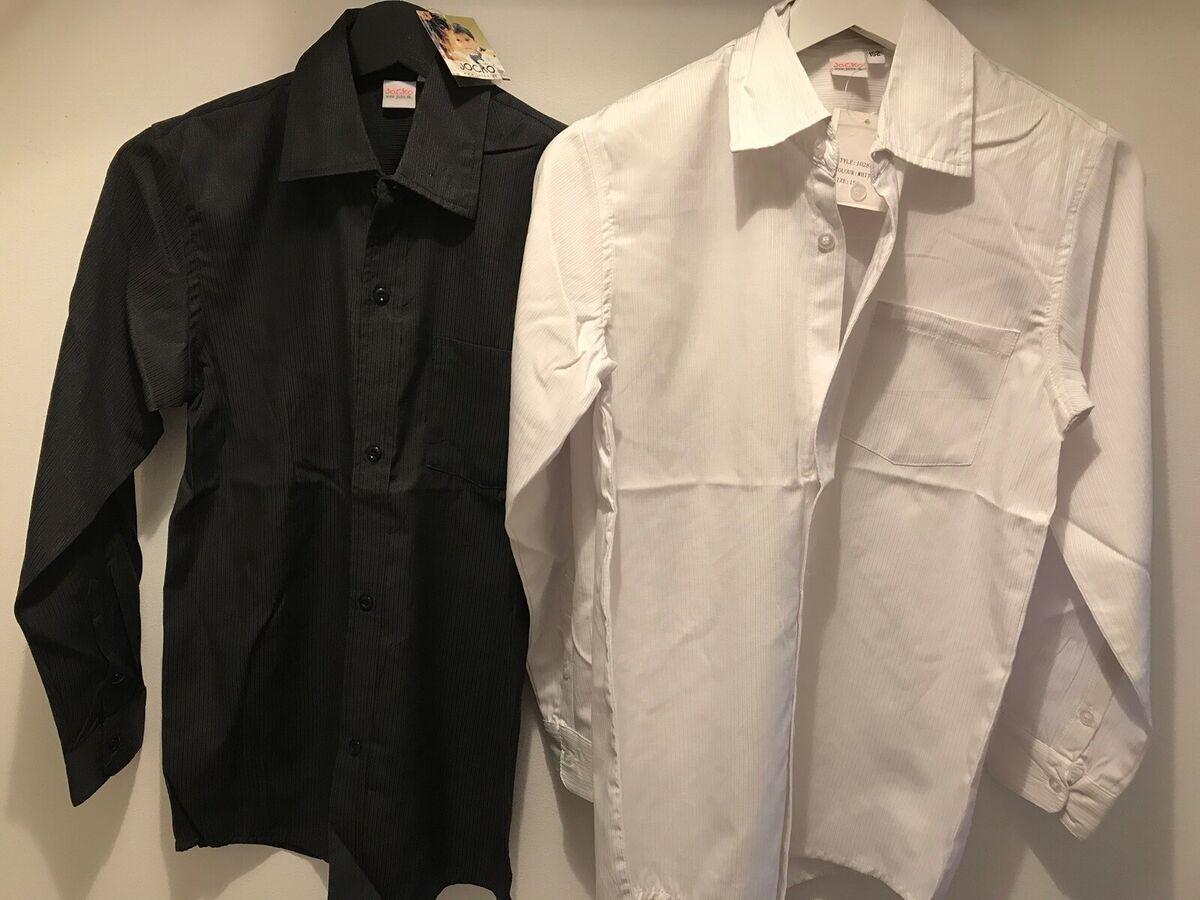 Skjorte, Skjorte, Vingino, str. 152, Flot hvid