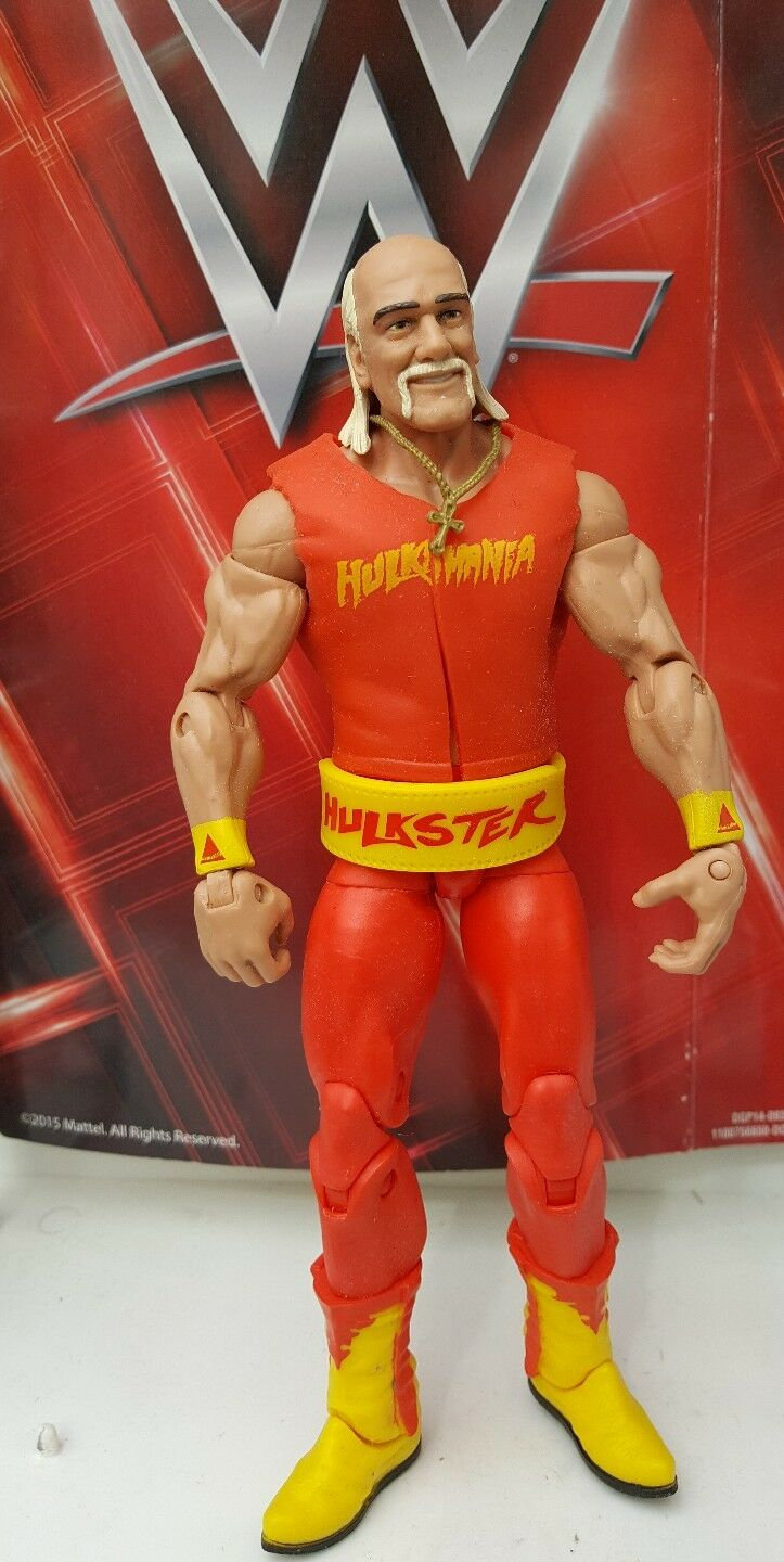 WWE MATTEL SERIES ELITE HALL OF FAME HULK HOGAN WRESTLING FIGURE DEFINING MOMENT