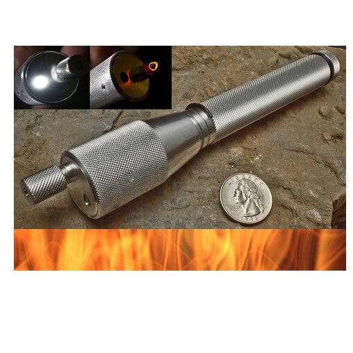 Ión Linterna & Electrónica Iniciador Fuego para Supervivencia & Emergencias