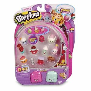 Shopkins-56145-Season-5-12-Pack-12-Piece-Shopkins-Set-with-Special-Gift