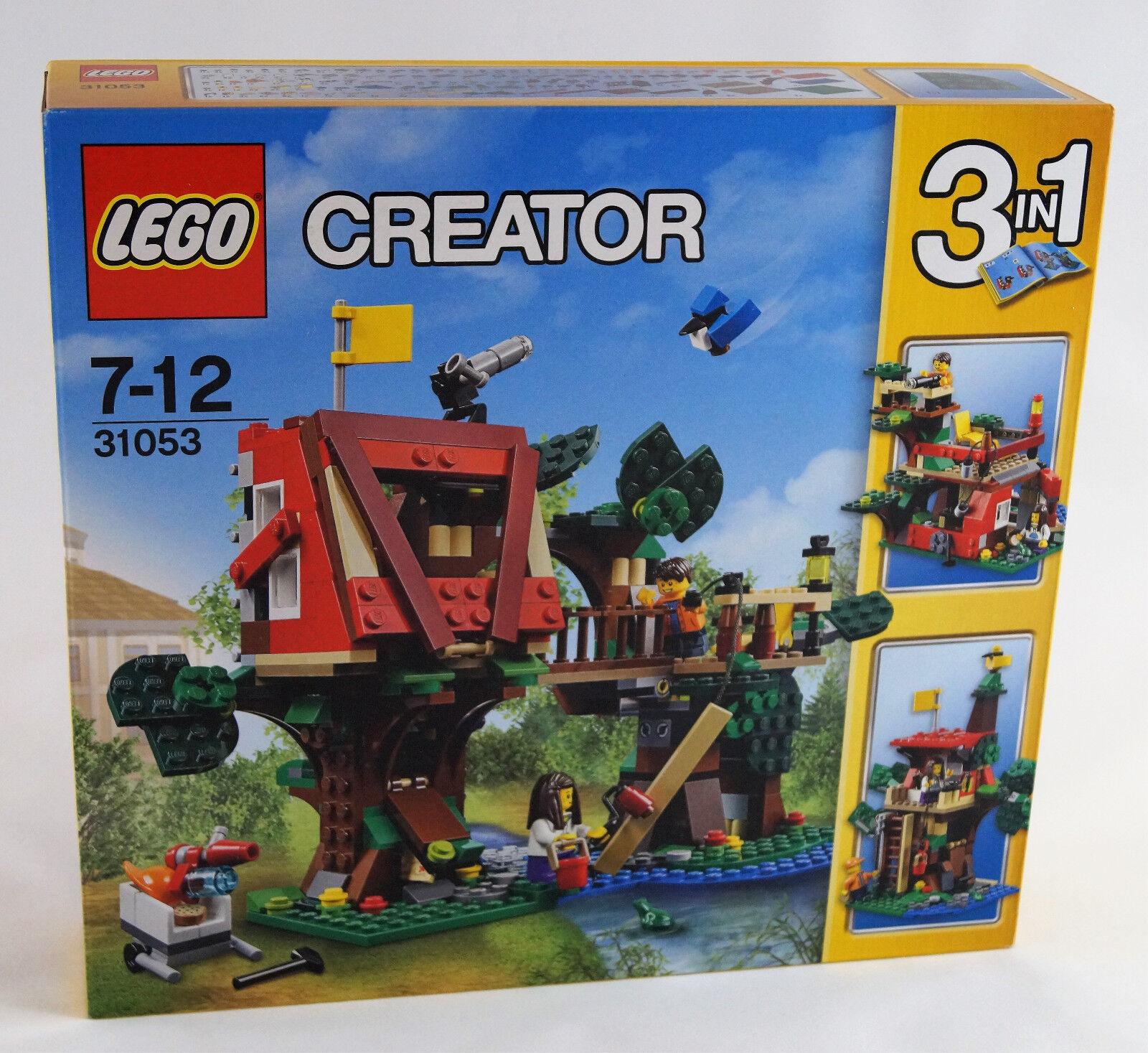 Lego® Creator 31053 Baumhausabenteuer Neuware / New / Sealed