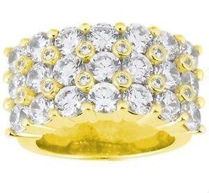 5-64-ct-Round-Brilliant-DIAMOND-Wedding-Ring-Mens-14k-Yellow-Gold-Band-G-SI1