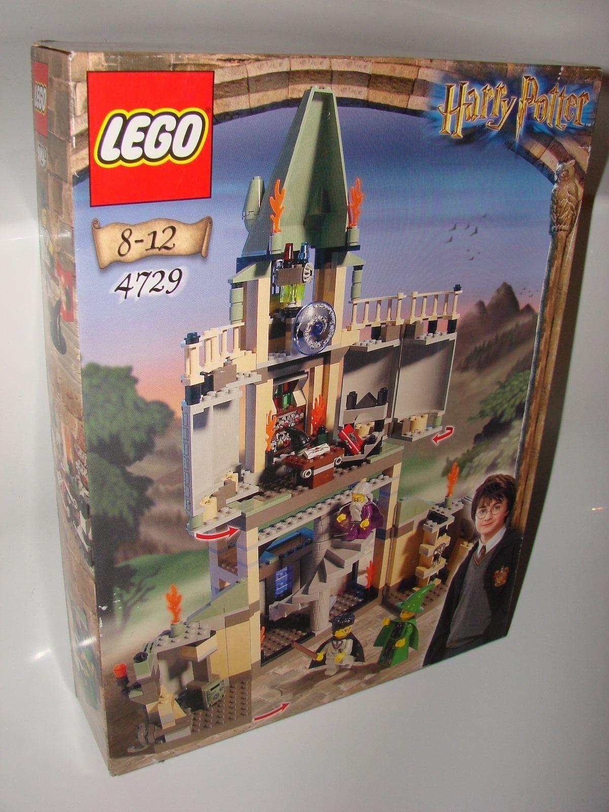 LEGO® Harry Potter 4729 Dumbledores Büro NEU OVP_ Dumbledore's Office NEW MISB