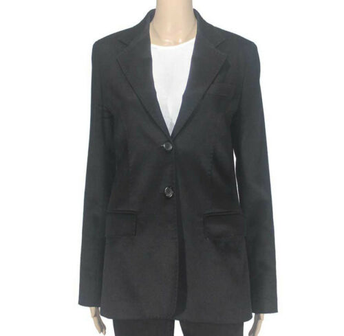 Jacket Blazer 100 Camel Taille 40 Femme Hair 42 Maxmara wfRqE5xq