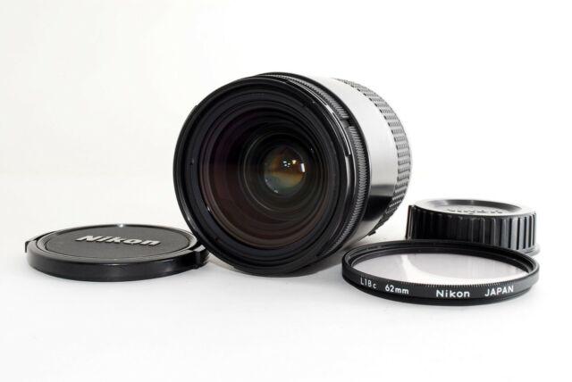 Nikon AF Nikkor 28-85mm f/3.5-4.5 Zoom Weitwinkel Objektiv aus Japan [EXC +++] #83a