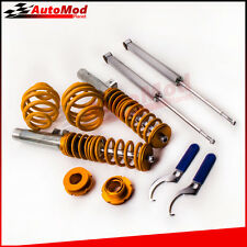 Coilovers Adjustable Cloilover Kit for BMW E46 320 323 325 328 330 Touring