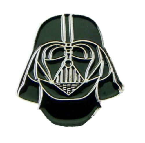 Metal Enamel Pin Badge Brooch Star Wars Starwars SW Darth Vader