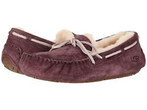 7e671470224 Details about Women's Shoes UGG Dakota Moccasins 5612 PORT 5 6 7 8 9 10 11  *New*