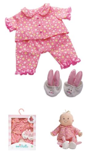 "Manhattan Toy Baby Stella Goodnight Pajama Baby Doll Clothes for 15/"" Dolls"