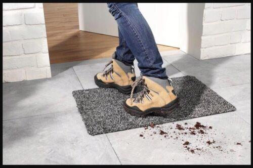Non Slip Clean Step Door Mat Super Absorbent Microfiber Washable Doormat Carpet