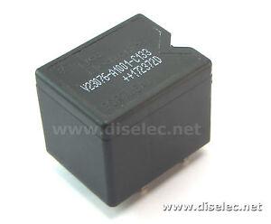 2-unidades-V23076A1001C133-12V-45A-Tyco-Rele-de-automocion