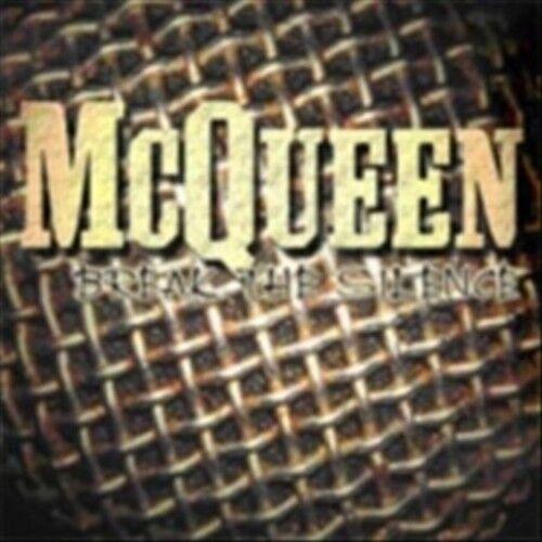 1 of 1 - MCQUEEN - BREAK THE SILENCE NEW CD
