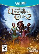 The Book of Unwritten Tales 2 - Wii U