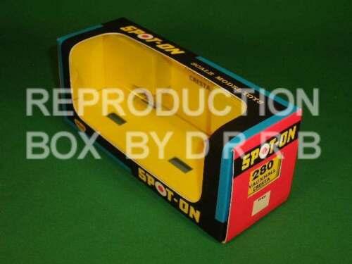 Spot-on #280 Vauxhall Cresta-Caja de reproducción por drrb