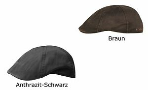 Stetson-Gatsby-Flatcap-Schiebermuetze-Kappe-UV-Schutz-Duckcaplevel-6691101