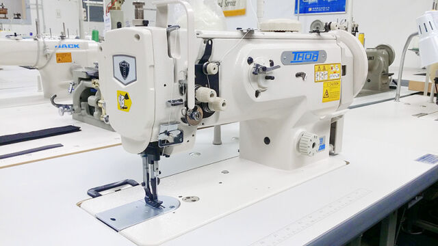 Thor Gc1541s Walking Foot Sewing Machine For Leather And Upholstery