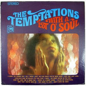 TEMPTATIONS-The-Temptations-With-A-Lot-Of-Soul-LP-1968-R-amp-B-SOUL-VG-NM