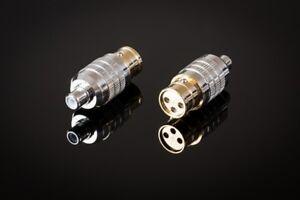 Vorsichtig Cardas Cga Fxlr-frca Adapter Audiokabel-stecker Paar L/r AusgewäHltes Material