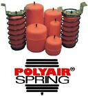 Polyair 15895 Red Series Standard Height Rear Airbag Suspension Kit