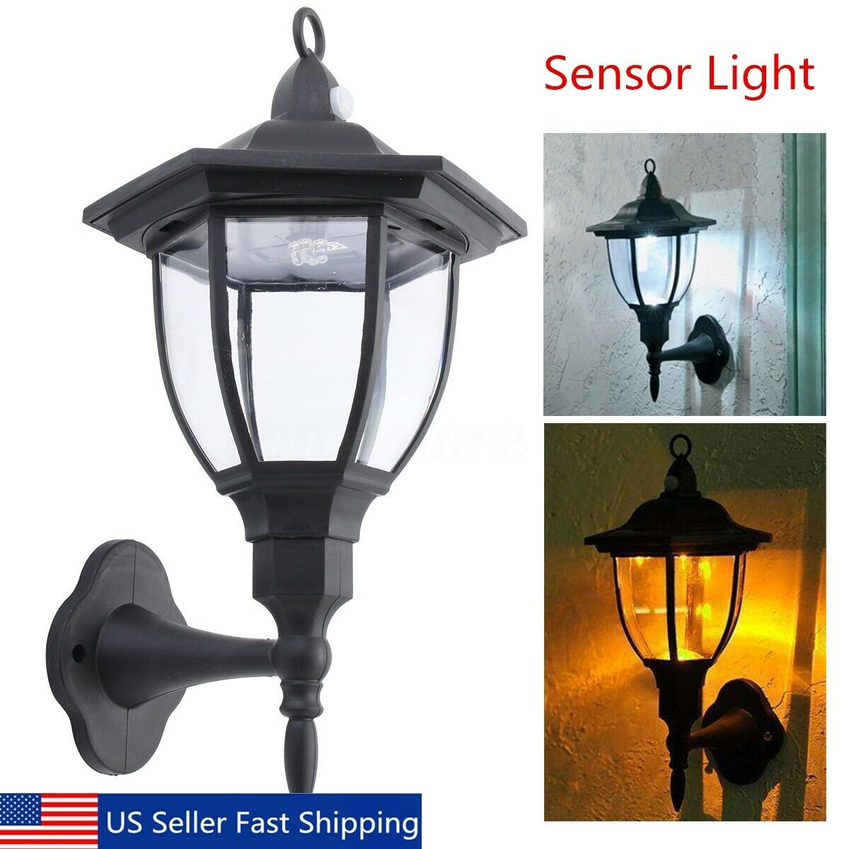 Exterior Wall Lantern Light Fixture