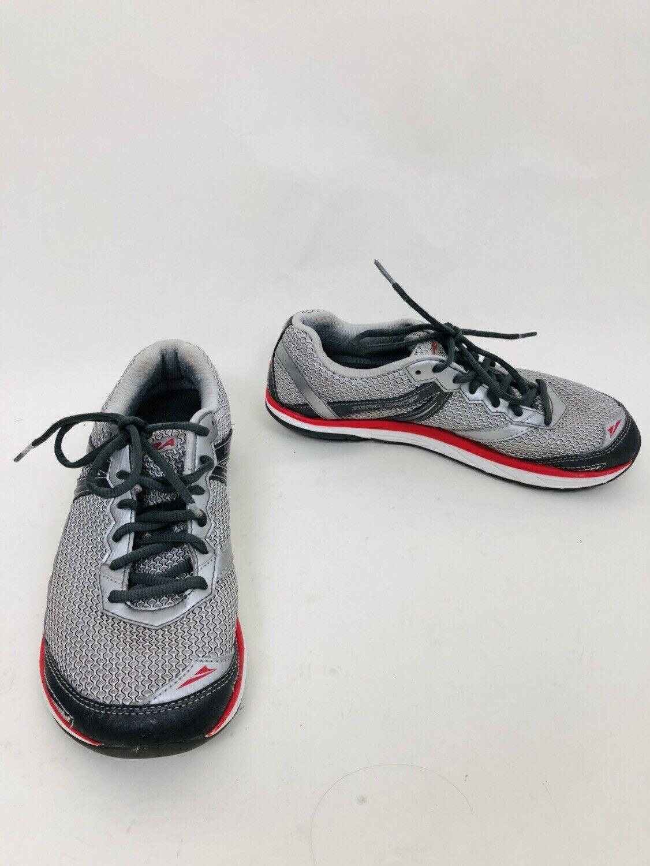 ZC5 A11332 cero el instinto altra gota Atléticas Zapatos Para Correr Hombres 8 gris Plata