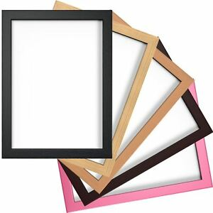 9431b9468f4f PICTURE PHOTO POSTER FRAME LARGE SQUARE ALL SIZES BLACK BEECH PINE ...